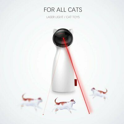 Automatic Interactive Laser Toy for Cat or Dog (Kitten or Puppy) (Frolicat)