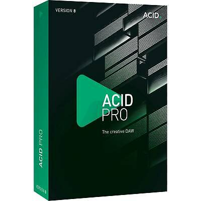 Magix - ACID Pro 8 (Download) Educ