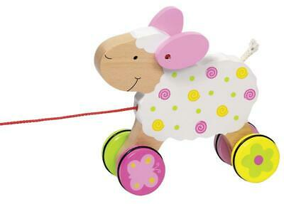 GOKI - Suse Pull Along Sheep