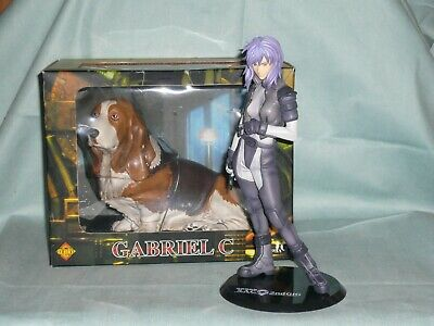 Ghost in the Shell Innocence GABRIEL C Rare Figure