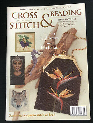 Jill Oxton's Cross Stitch And Beading Magazine Issue 65