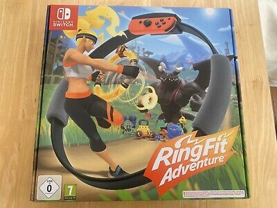 Ring Fit Adventure Nintendo Switch Brand New Official BNIB