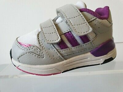 Infant Adidas Streetrun Trainers Baby Girls 4 K V20415 T494