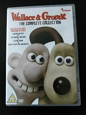 Wallace & Gromit - The Complete Collection [DVD] - DVD