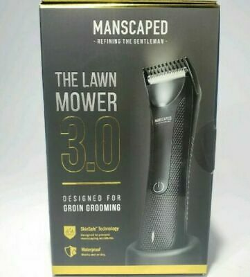 NEW IN BOX Electric Manscaping Body Hair Trimmer Lawn Mower 3.0 by Manscaped