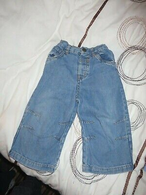 boys boy baby blue jeans age 1-1.5 years 12-18 months boots