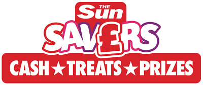 🎡1 Sun Savers Code Saturday 22nd February 2020 22/02/20 For Chessington Tickets