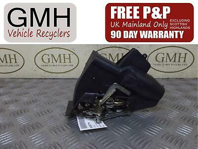 MERCEDES E CLASS W210 1996-01 NEARSIDE PASSENGER REAR CENTRAL LOCK UNIT 400139