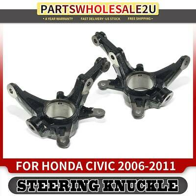 A-Premium Steering Knuckle for Acura TSX Honda Accord 2003-2008 Front Driver Side