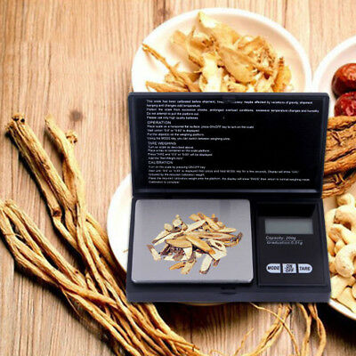 Precision Digital Pocket Scale 1000g-0.01g Weight Jewelry Gold Silver Coin scale