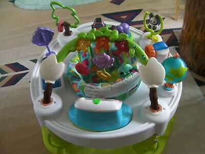 Even Flo-ExerSaucer World Explorer--Elite Model--BEST PRICE YOU'LL FIND ON THESE