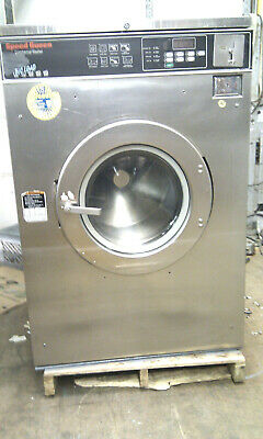 Speed Queen 50lb washer three phase