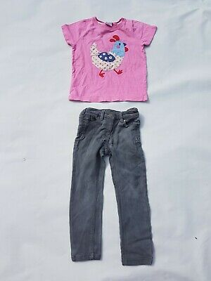 Girls ~ Mini Boden & Next Outfit ~ Size 5-6 Years ~ Ref  Box A6