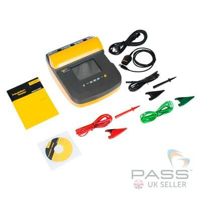 Genuine Fluke 1550C Insulation Resistance Tester (5kV) with Accessories / UK