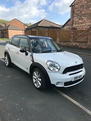 2011 Mini Countryman Cooper S All 4 Immaculate Condition