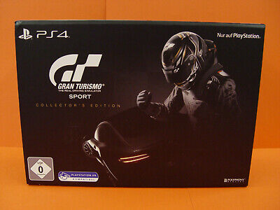 Gran Turismo Sport - Collector's Edition PlayStation 4/ PS 4 NEU & OVP