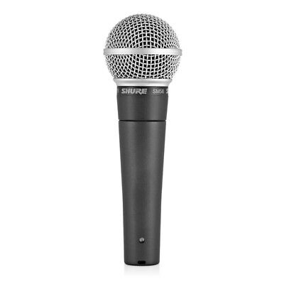 Shure SM58 High Output Cardioid Dynamic Handheld Vocal Microphone
