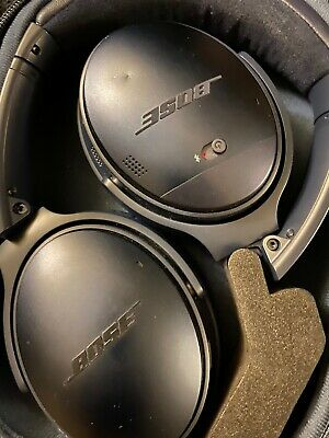 LIMITED EDITION-BOSE-QuietComfort 35II wireless- BLUE Noise Cancelling