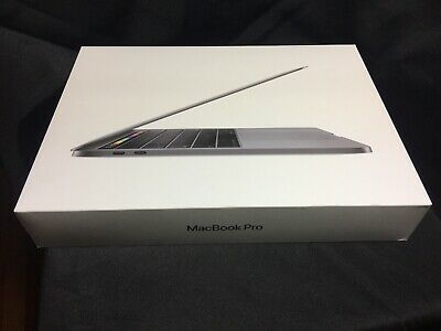 "Apple MacBook Pro 2019 13.3"" 1.4GHz Quad-Core i5 256GB SSD 8GB RAM Touch Bar"