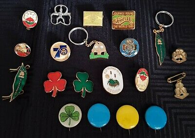 VINTAGE GIRL GUIDE BADGES 16 Collectable Badges Excellent condition