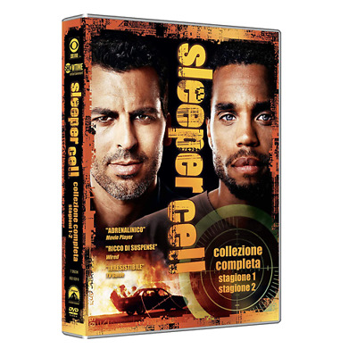 STV *** SLEEPER CELL - Stagioni 1-2 (Box 7 Dvd) *** sigillato