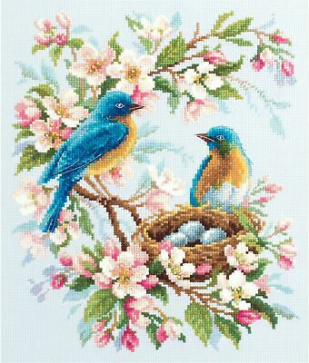 Magic Needle Cross Stitch Kit - Spring Song