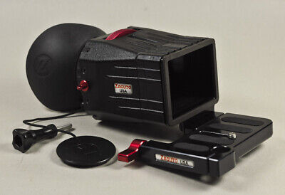 """ZAGUTO USA Z-Finder Pro 2.5x Optical Viewfinder for 3.2"""" Screens OK User"""