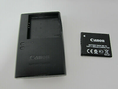 Genuine Canon Camera NB-11L Battery CB-2LD CB-2LF Charger Replacement