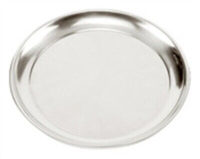 Norpro 5672 13.5 Stainless Steel Pizza Pan