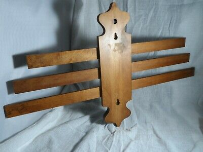 Vintage Tell City Chair Co Andover Maple Perpetual Wall Calendar