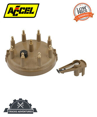 ACCEL 8233 DISTRIBUTOR CAP AND ROTOR KIT 302-460  FORD MUSTANG 150 250