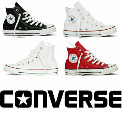 Homme Femme Haut Haut Toile Chaussures Unisexe Chuck Taylor Baskets All Stars