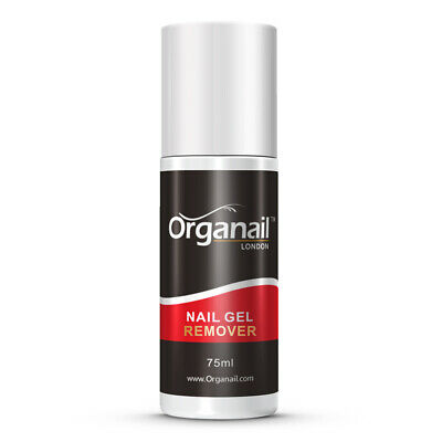Organail 100% Pure Acetone High Quality Nail Polish Remover UV/LED GEL Soak Off