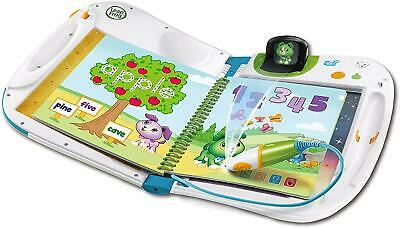 LeapFrog 603903 Holo Educational Book with Games and Learning Activities