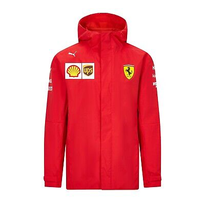 Official Scuderia Ferrari 2020 Team Jacket 2020