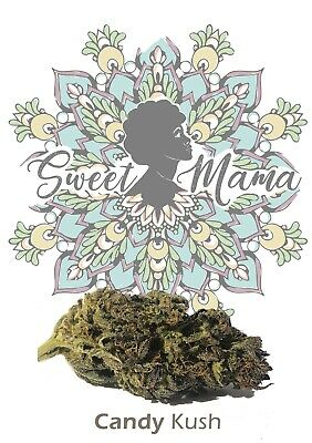 NEW CANDY KUSH SWEET MAMA LIGHT (13%) - PRODUZIONE 2019 - CONF. DA 5g