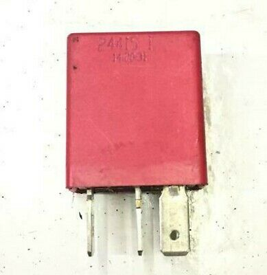 Fiat Alfa Romeo Lancia 4 Pin Multi-Use Relay 12V 30A 11129885 Genuine