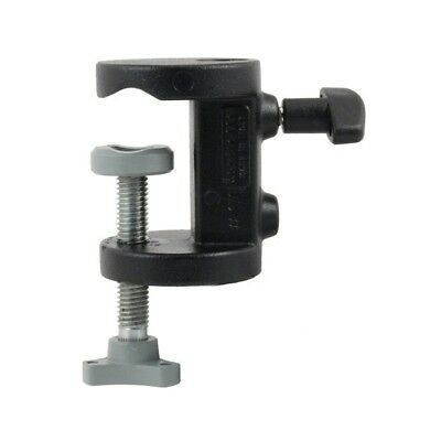 Manfrotto 171 Mini Clamp for Pipes from 5-35mm Serrefine F Tube Super Holder