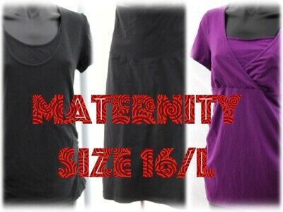 Maternity clothing bulk size 16
