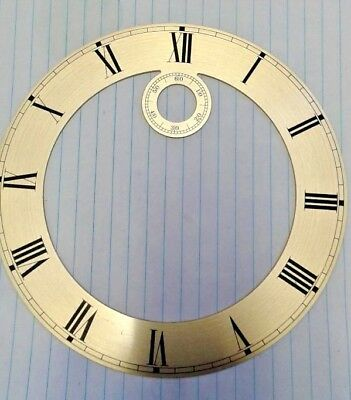 Kieninger Skeleton dial for J mantel clock  movement 140 mm