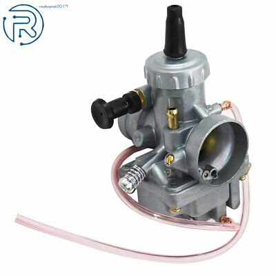 Carburetor Carb w// Air Filter for Yamaha BW200 TTR125 RT180 RX50 DT175 RT100  E2