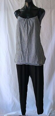 Maternity Clothing Bulk Top and Pants Size 14