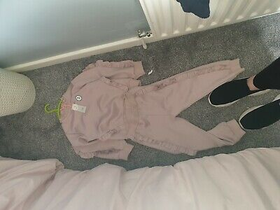 River Island Girls Tracksuit Age 4 To5
