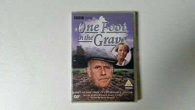 One Foot In The Grave Series 4  & One Foot In The Algarve Special DVD