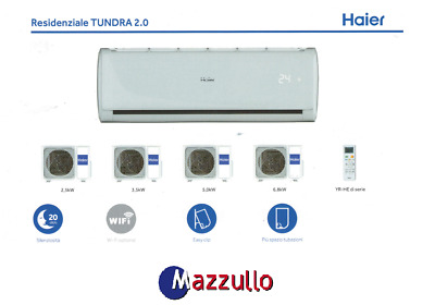 Conditionneur D'Air Haier Tundra 2.0 R32 18000 Btu la - Support au Hommage