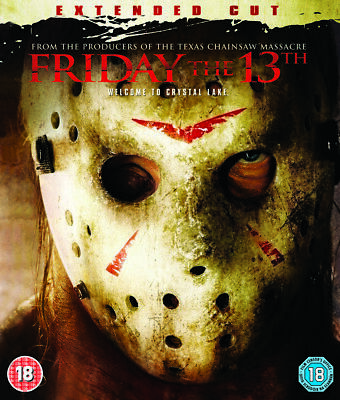 Friday The 13th - Extended Cut Blu-Ray | (2009)