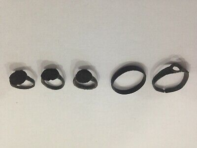Viking ancient 5 rings 9-11 century AD metal detector finds