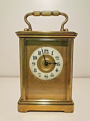 French carriage clock Reduced
