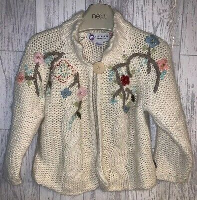 Girls Age 12-18 Months - Beautiful Ted Baker Cardigan