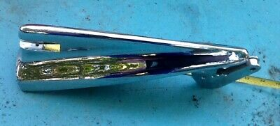1941 Cadillac RECHROMED Tail Light Tail FIN 41 LEFT  SIDE